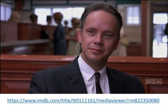Andy Dufresne Randall Stevens w citation